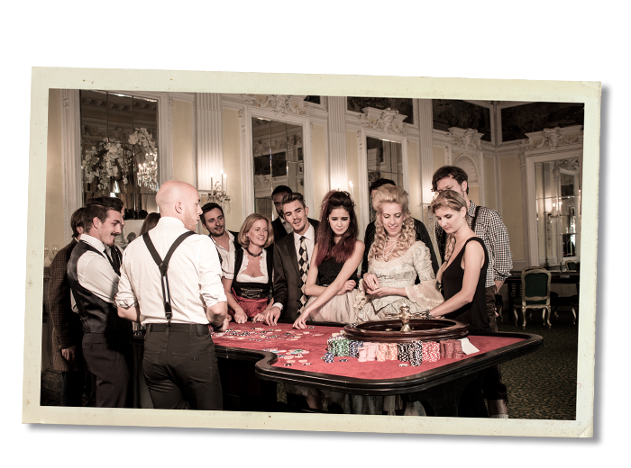 Black Jack mit FOX CLUB